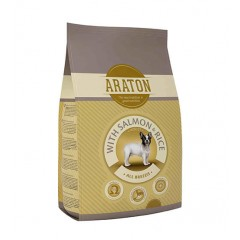 Araton Dog Adult Salmon 15кг.