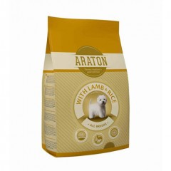 Araton Dog Adult Lamb 15кг.