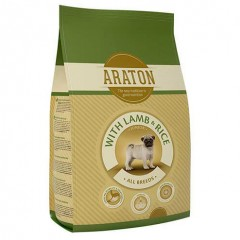 Araton Dog Junior Lamb 15кг.