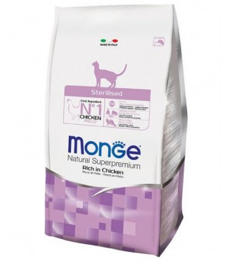 Monge Cat Breeder Sterilised