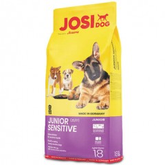 JosiDog Junior Sensitive 18 кг.